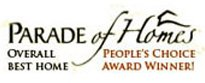 Parade of Homes People's Choice
